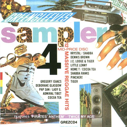 Greensleeves Sampler 4 by Various Artists