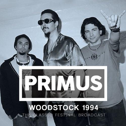 Woodstock 1994 (Live) von Primus