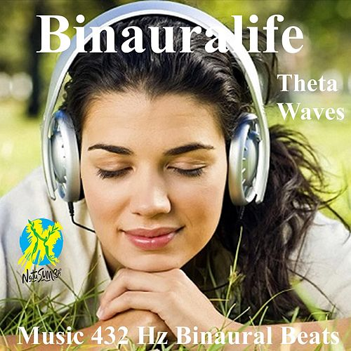 Binauralife Theta Waves (Music 432 Hz Binaural Beats) by