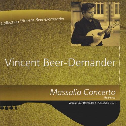 Massalia concerto : Belsunce (Version plectre) de Vincent Beer-Demander