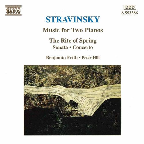 Music for Four Hands by Igor Stravinsky