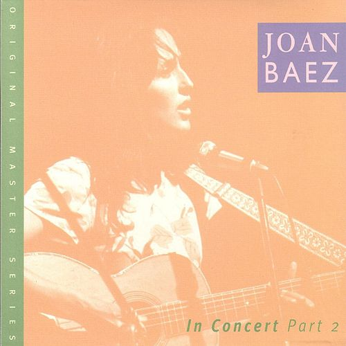 In Concert (Live) by Joan Baez