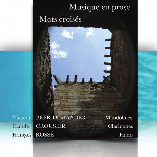 Musique en prose, mots croisés de Various Artists