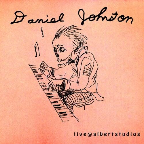 Live @ Albertstudios de Daniel Johnston