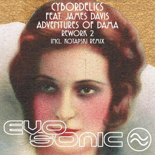 Adventures of Dama Version 2 von Cybordelics