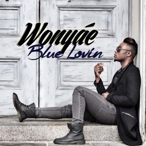 Blue Lovin by Wonyáe