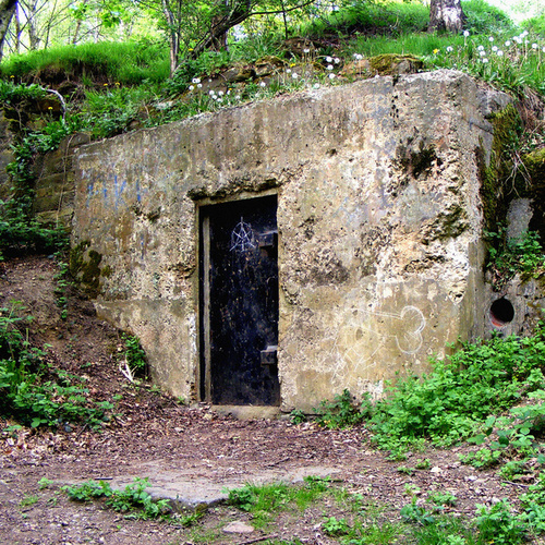 Stairfoot Lane Bunker by Special Request