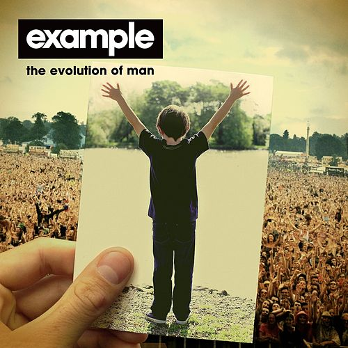 The Evolution of Man (Deluxe Version) by Example