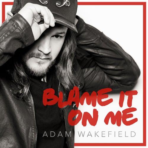 Blame It on Me by Adam Wakefield