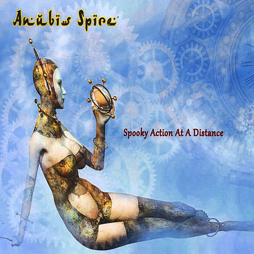 Spooky Action at a Distance by Anubis Spire