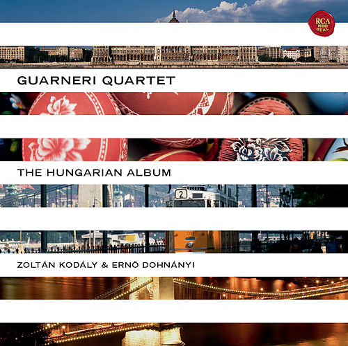 The Hungarian Album de Guarneri String Quartet