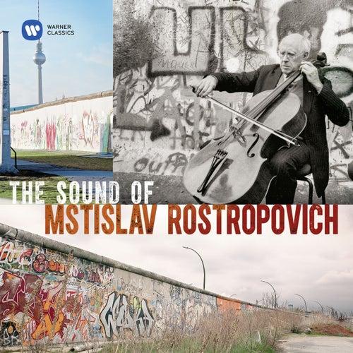 The Sound of Rostropovich by Mstislav Rostropovich