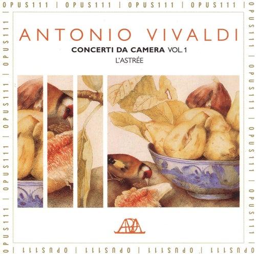 Vivaldi: Concerti da camera, Vol. 1 von Le Concert d'Astrée