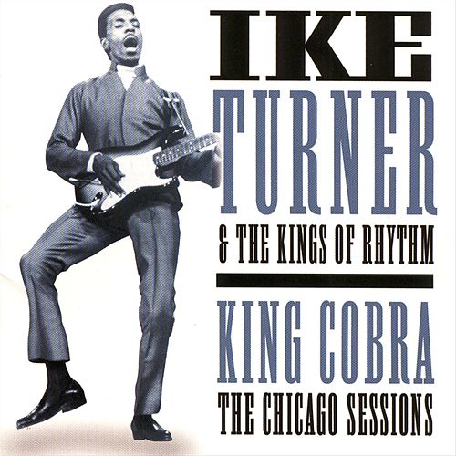 The Chicago Sessions de Ike Turner
