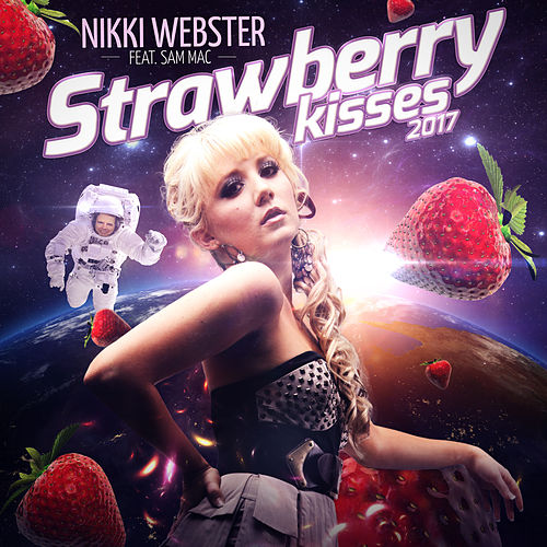 Strawberry Kisses 2017 by Nikki Webster