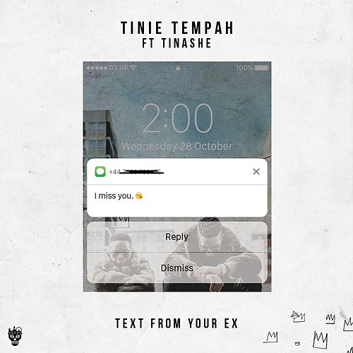 Text From Your Ex (feat. Tinashe) (Billon Remix) by Tinie Tempah