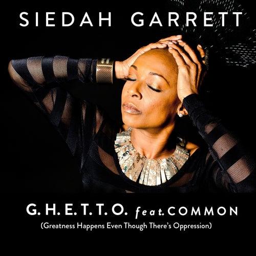 G.H.E.T.T.O. von Siedah Garrett