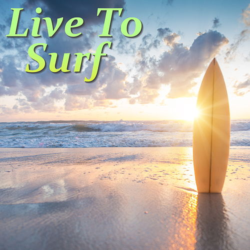 Live To Surf by Various Artists