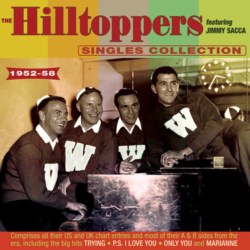 The Hilltoppers Collection 1952-58 de The Hilltoppers