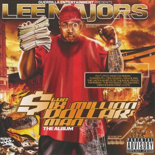 The Six Million Dollar Man by Lee Majors