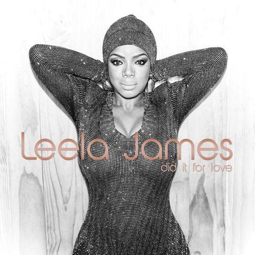 Did It For Love von Leela James