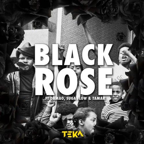 Black Rose (feat. Damao, Suga Flow & Tamar) [Single Edit] von Spoek Mathambo