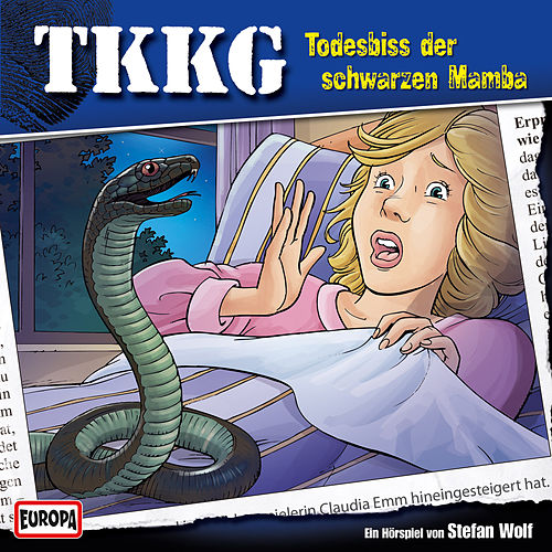 141/Todesbiss der schwarzen Mamba von TKKG