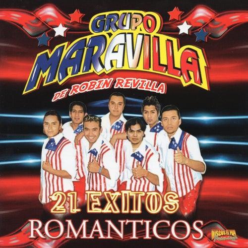 21 Exitos Romanticos de Grupo Maravilla