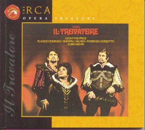 Verdi: Il Trovatore von Giuseppe Verdi