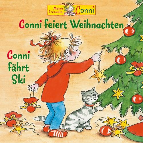 Conni feiert Weihnachten / Conni fährt Ski von Conni