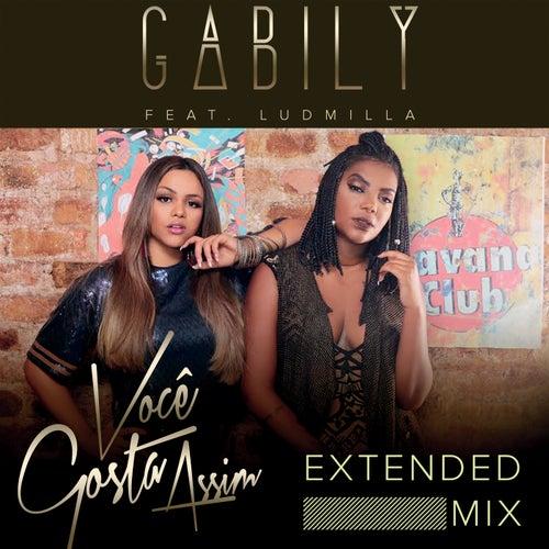 Você Gosta Assim (Extended Mix) de Gabily