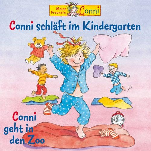 Conni schläft im Kindergarten / Conni geht in den Zoo von Conni
