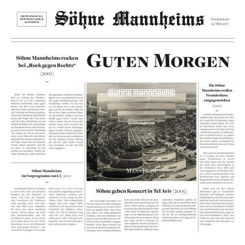 Guten Morgen Radio Edit By Söhne Mannheims Napster