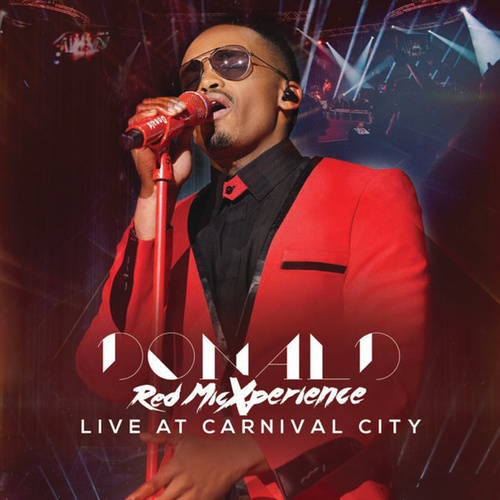 Red Mic Xperience (Live In Carnival City) de Donald