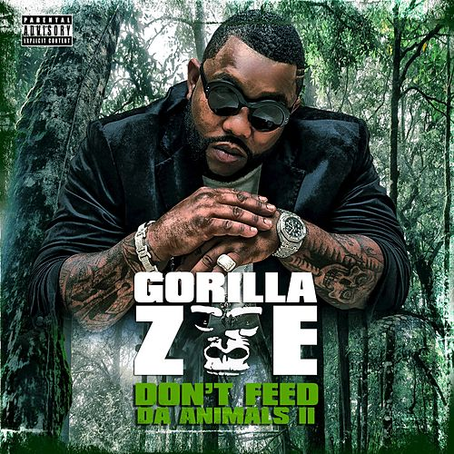So Many Drugs de Gorilla Zoe