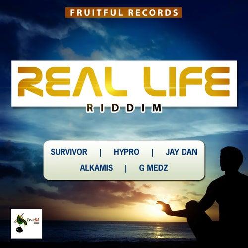 Real Life Riddim de Various Artists