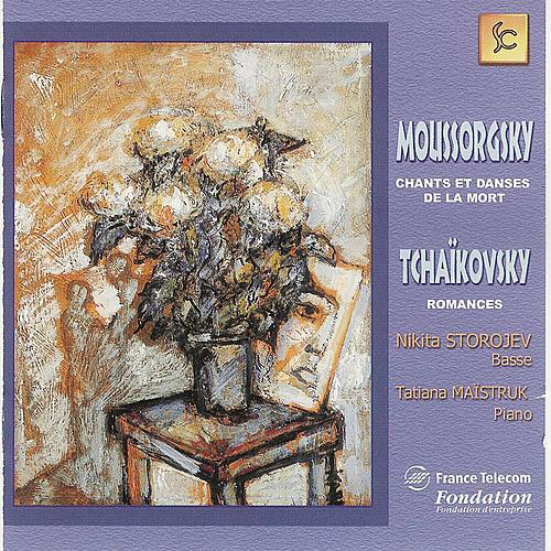 Moussorgsky: Chants et Danses de la Mort & Tchaïkovsky: Romances by Nikita Storojev