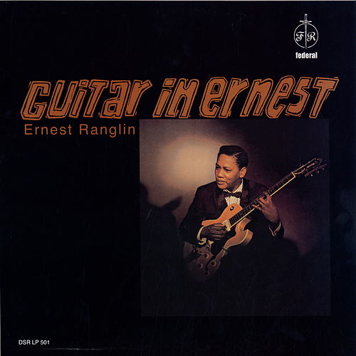 Guitar in Ernest by Ernest Ranglin