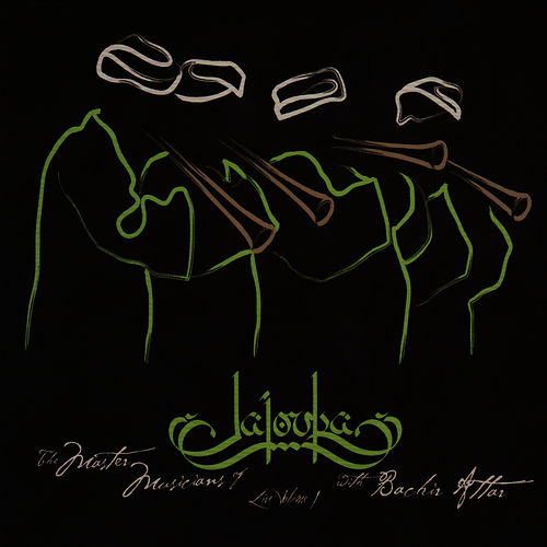 Live Vol. 1 by Master Musicians of Jajouka