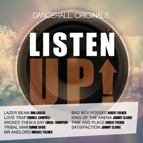 Listen Up! Dancehall Originals de Various Artists