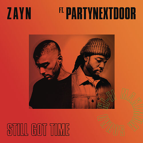 Still Got Time van ZAYN