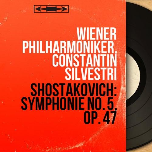 Shostakovich: Symphonie No. 5, Op. 47 (Mono Version) von Wiener Philharmoniker