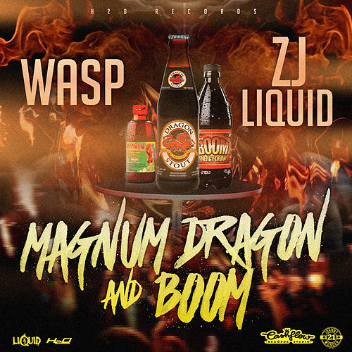 Magnum Dragon & Boom by Zj Liquid