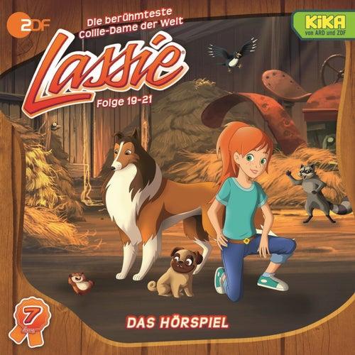 Lassie Hörspiel Folge 19 - 21 von Lassie