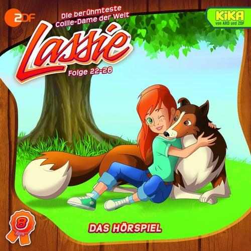 Lassie Hörspiel Folge 22 - 26 von Lassie