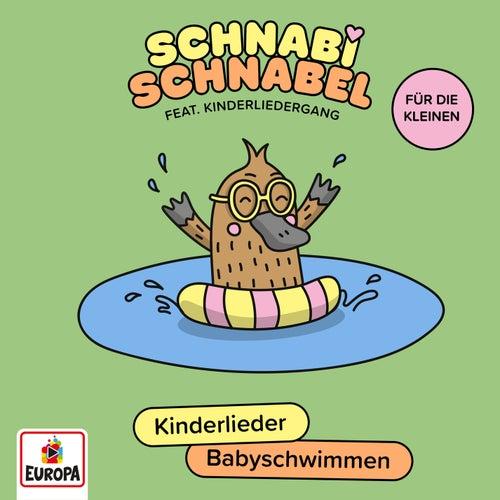 Liederzwerge - Lieder aus dem Babyschwimmen von Lena, Felix & die Kita-Kids