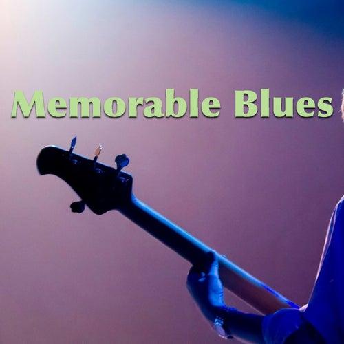 Memorable Blues de Various Artists