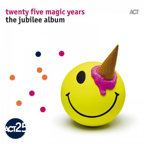 The Jubilee Album (Twenty Five Magic Years) de Various Artists