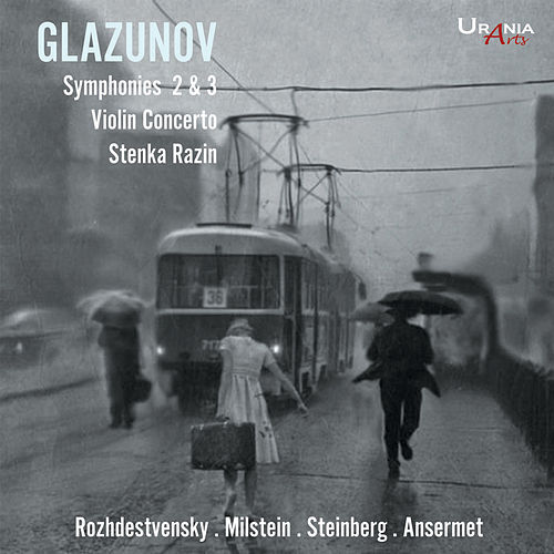 Glazunov: Orchestral Works von Various Artists