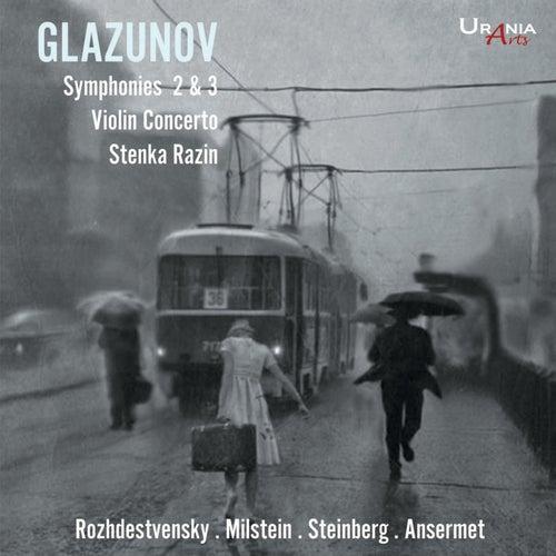 Glazunov: Orchestral Works de Various Artists